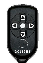 Golight Portable Remote Control Spotlight Model 2121 Black