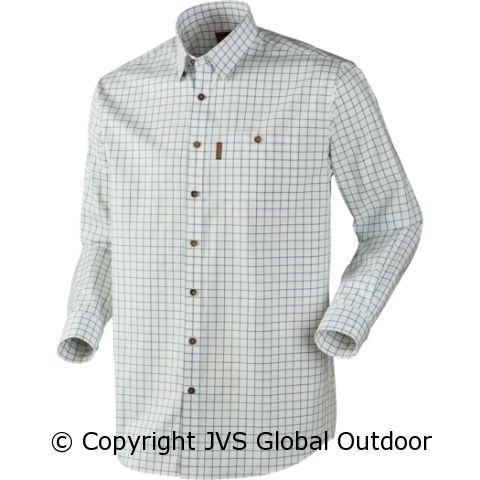 Stenstorp Shirt Estate Blue check  Button-down 101727185476