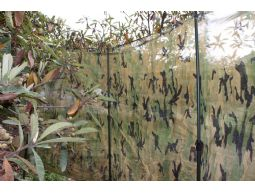 CLEARVIEW HIDE NET Woodland 1,5 x 4m