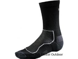 All Year Crew socks  Black