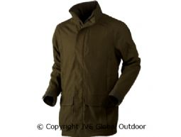 Avan jacket Willow green/Shadow brown