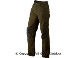 Avan trousers Willow green/Shadow brown
