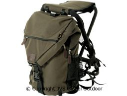Bearhunter rucksack chair  PU coated ribstop