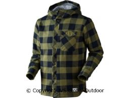Canada jacket Winter moss check