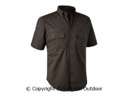 Caribou Hunting Shirt S/S T 381 DH Fallen leaf