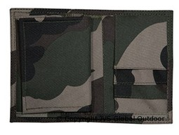 CE camouflage wallet