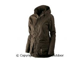 Dagny Lady jacket Shadow brown