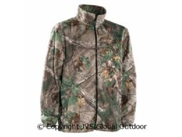 Deerhunter Avanti fleece Realtree Xtra groen