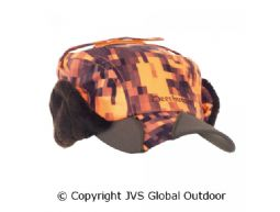Deerhunter Recon Winter Hat Flaming Blaze