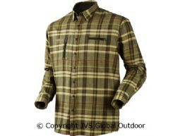 Eide shirt  Beige check