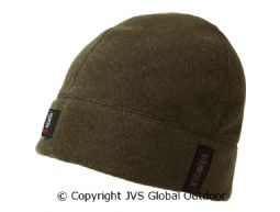 Fennek Fleece hat  Willow green