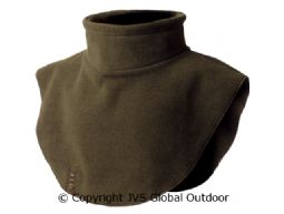 Fennek Fleece roll collar  Willow green