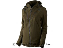 Freja Lady jacket Willow green