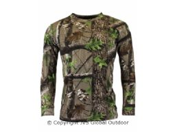 Game Camouflage T-Shirt L/S