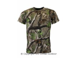 Game Camouflage T-Shirt S/S