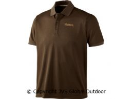 Gerit Polo Shirt  Demitasse brown