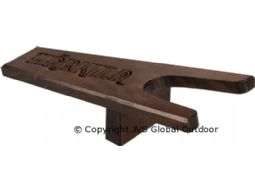 Härkila Logo Bootjack  Dark brown