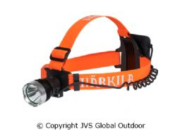Head torch, basic  100-300-600 lm