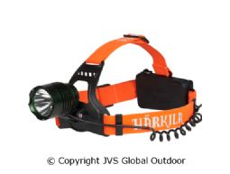 Head torch, rechargeable  100-300-600 lm