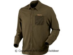 Herlet Tech shirt Willow green