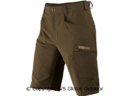 Herlet Tech shorts Willow green