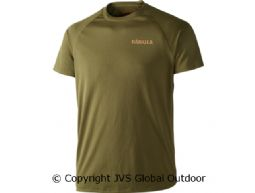 Herlet Tech T-shirt  Rifle green