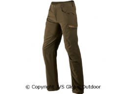 Herlet Tech trousers Willow green