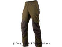 Lagan trousers Willow green/Deep brown