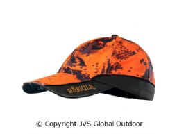 Lynx safety light cap  AXIS MSP® Orange Blaze/Shadow brown