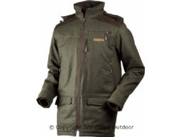 Metso Insulated jacket  Hunting green
