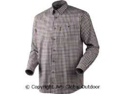 Milford shirt  Blackberry check