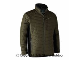 Moor Padded Jacket with softshell