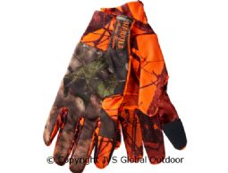 Moose Hunter gloves MossyOak®Break-Up Country®/MossyOak®OrangeBlaze