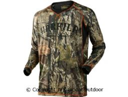 Moose Hunter L/S t-shirt MossyOak®Break-up Country®