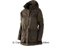 Mountain Trek Lady jacket  Hunting green/Shadow brown
