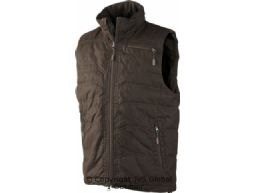 Mountain Trek waistcoat  Shadow brown