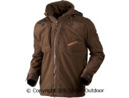 Norse jacket Hunting green/Shadow brown