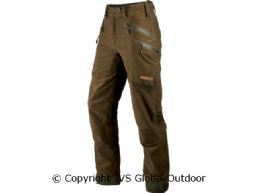 Norse trousers Hunting green/Shadow brown