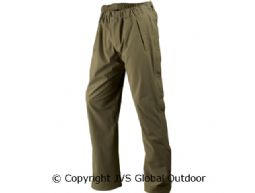 Orton packable overtrousers Dusty lake green