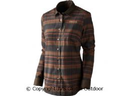 Pajala Lady shirt  Coffee check
