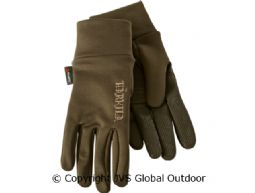 Power Liner gloves Dark olive