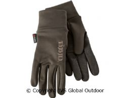 Power Liner gloves Soil brown