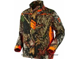 Pro Hunter Dog Keeper jacket  Mossy Oak® New Break-Up/Mossy Oak® Orange Blaze