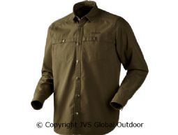 Pro Hunter L/S shirt Lake green