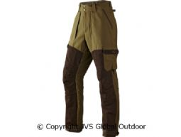 Pro Hunter X Leather trousers  Lake green/Shadow brown