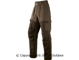 Pro Hunter X Leather trousers Shadow brown