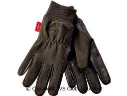 Pro Shooter gloves Shadow brown