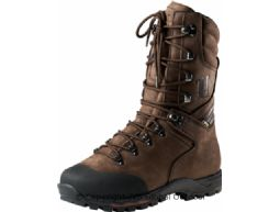 Staika Lady GTX® 10″ XL insulated  Dark brown/Red