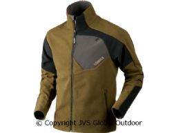 Thor fleece jacket Olive green/Black