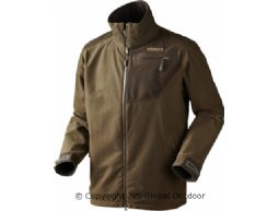 Tuning jacket  Hunting green/Shadow brown